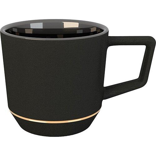 《CreativeTops》濃縮咖啡杯(燙金黑75ml)