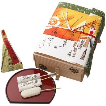 銘菓百選 祇園ちご餅 木箱10包入