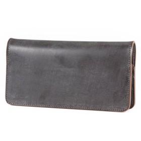 (Bag & Luggage SELECTION/カバンのセレクション)吉田カバン ポーター カジノ 財布 長財布 本革 ブライドルレザー PORTER 214-04642/ユニセックス ブラウン