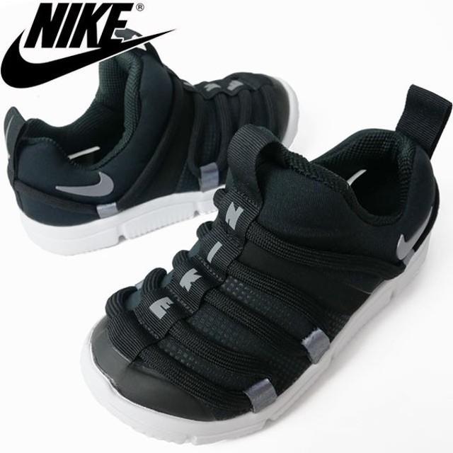 ナイキ スリッポン スニーカー ベビー キッズ BV0010 001 ノーヴィス EP TD 男の子 子供靴 ベビー靴 ローカット 運動靴