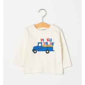【シップス/SHIPS】 SHIPS KIDS:乗り物 プリント TEE(80~90cm)