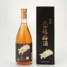 楯の川酒造 子宝 大吟醸梅酒