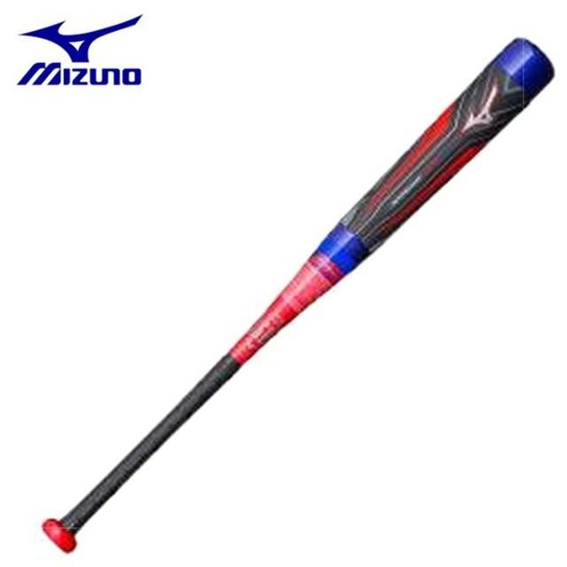 ミズノ 野球 少年軟式バット ジュニア 少年軟式用ビヨンドマックスオーバル FRP製 80cm 平均590g 1CJBY14380 2762 MIZUNO