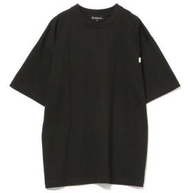 [マルイ] Chari&Co × Ray BEAMS / 別注 Stickers Tシャツ/レイ ビームス(Ray BEAMS)