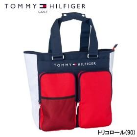 トミーヒルフィガー ゴルフ シグネチャー トート バッグ(THMG9FBD)2019秋冬