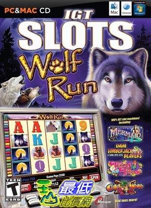 [7美國直購] 2018 amazon 亞馬遜暢銷軟體 IGT Slots  Wolf Run   Mac