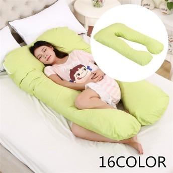 16COLOR 抱き枕 授乳クッション 妊婦 妊婦用 女性 授乳 抱きまくら 抱枕 抱き枕カバー マタニティ 枕 ギフト プレゼント うつぶせ寝