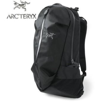 【正規取扱店】ARC'TERYX アークテリクス 2019FW ARRO 22(アロー 22)STEALTH BLACK バックパック 24016 リュック 新型 新作【クーポン対象外】
