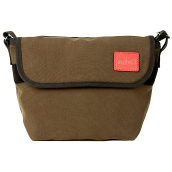 カバンのセレクション マンハッタンポーテージ ショルダーバッグ メッセンジャーバッグ Manhattan Portage mp1603wxn ユニセックス ダークブラウン フリー 【Bag & Luggage SELECTION】