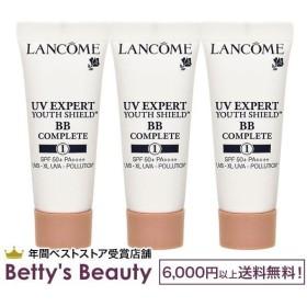 ランコム UV エクスペール BB n  SPF50+  PA++++ 【お得!】ミニサイズ3個セット 30ml(10ml×3) (化粧下地)  LANCOME