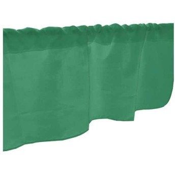 カフェカーテン 緑 DIC388 800×450mm 41738
