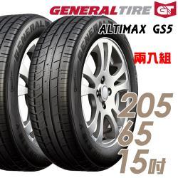 General Tire 將軍 ALTIMAX GS5 舒適操控輪胎_送專業安裝 兩入組_205/65/15(GS5)