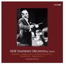 コンスタンティン・シルヴェストリ/ベートーヴェン:レオノーレ序曲第3番72b同:交響曲第5番ハ