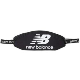 ニューバランス NEW BALANCE ウエストポーチ ボディバッグ [カラー:ブラック] [サイズ:W32×H12×D7cm] #JABL9718-BK