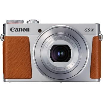 Canon PowerShot G9 X Mark II シルバー [4549292081121]