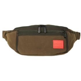 カバンのセレクション マンハッタンポーテージ ボディバッグ ウエストバッグ Manhattan Portage mp1101wxn ユニセックス ダークブラウン フリー 【Bag & Luggage SELECTION】