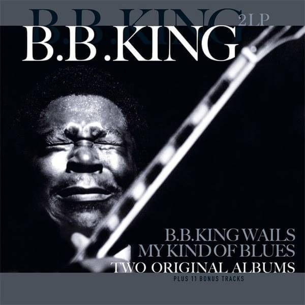 【停看聽音響唱片】【黑膠LP】比比金:我的泛藍調調與王者哀歌雙專輯(180g 2LP)