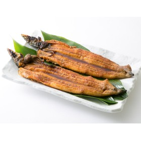 近江高島 鮎池元 吉本 鰻蒲焼 2尾