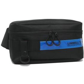 【最大P20倍 12/16 9:59マデ】【返品OK】マイケルリンネル バッグ MICHAEL LINNELL ML029 MLライン メンズ ボディバッグ・ウエストポーチ Black Blue 黒