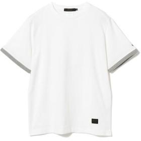 [マルイ] BEAMS LIGHTS / ワンポイント刺繍 リンガーTシャツ/ビームス ライツ(メンズ)(BEAMS LIGHTS)