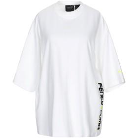 《期間限定 セール開催中》FENTY PUMA by RIHANNA レディース スウェットシャツ ホワイト XXS コットン 94% / ナイロン 6%