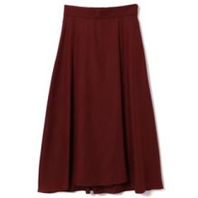 【SHIPS:スカート】セットアップフレアスカート