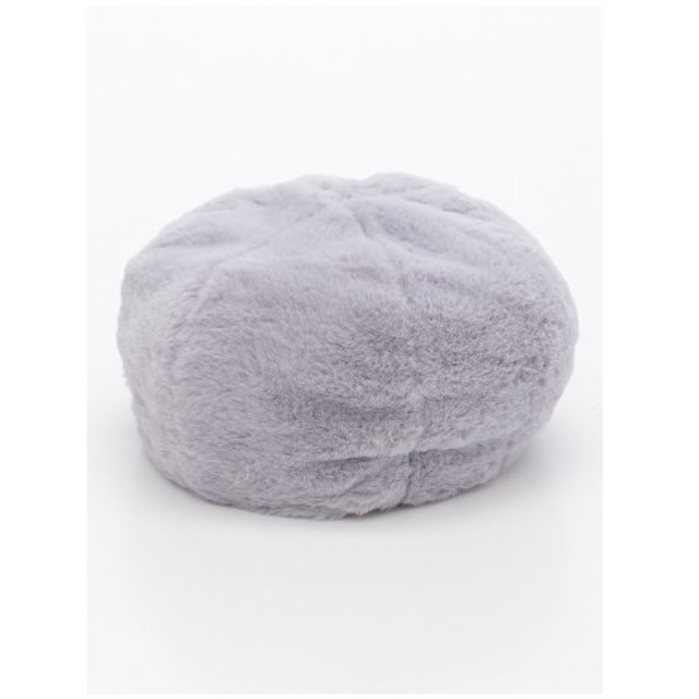 Rewde(ルゥデ)【Rew de Rew】フェイクファーベレー帽(8R18-HT001)