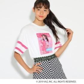 ピンクラテ(PINK latte)/【しなこコラボ】Tシャツ
