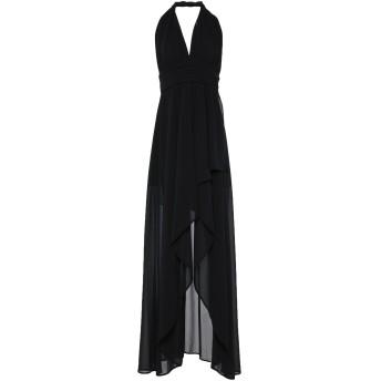 《セール開催中》DIVEDIVINE レディース ミニワンピース&ドレス ブラック 40 ポリエステル 100%