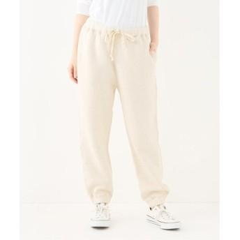 journal standard luxe 【ts(s) /ティーエスエス】Cuffed Sweat Pants ナチュラル 1