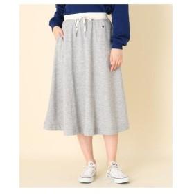 Couture Brooch(クチュールブローチ)【WEB限定販売】Champion(チャンピオン)スウェットロングスカート
