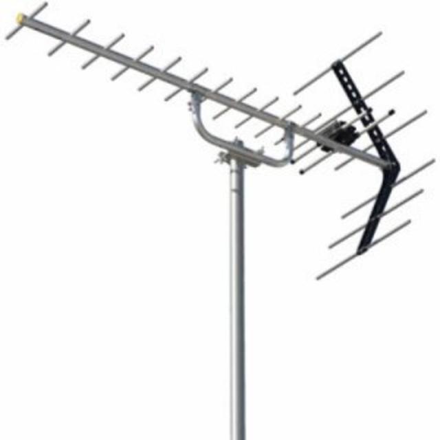 日本アンテナ AU14R 家庭用屋外UHFアンテナ(直付)