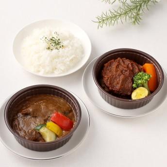 のじぎく家 神戸牛カレー&ハンバーグ【出産内祝いに】