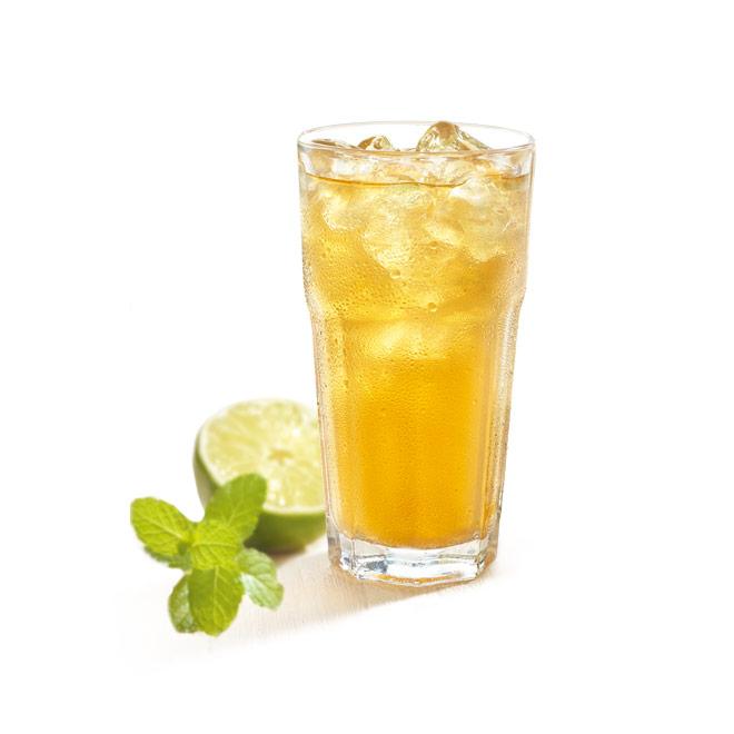 現萃茶 冰一顆檸檬青茶(特大杯)