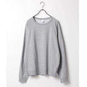[マルイ] Tシャツ(SAVE KHAKI UNITED HEATHER FLEECE CREW SWEATSH)/ジャーナルスタンダード(メンズ)(JOURNAL STANDARD MEN'S)