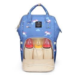 【Babytree】B1105-2 輕量多功能收納款媽媽包 後背包 防水後背包
