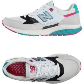 《期間限定 セール開催中》NEW BALANCE メンズ スニーカー&テニスシューズ(ローカット) ホワイト 10.5 紡績繊維 / ゴム