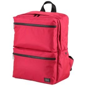 カバンのセレクション 吉田カバン ポーター ジョイン リュック メンズ レディース 20L PORTER 872 07645 ユニセックス レッド 在庫 【Bag & Luggage SELECTION】