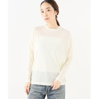 journal standard luxe 【SEVENROOMS/セブンルームス】 L/S PULL ホワイト 2