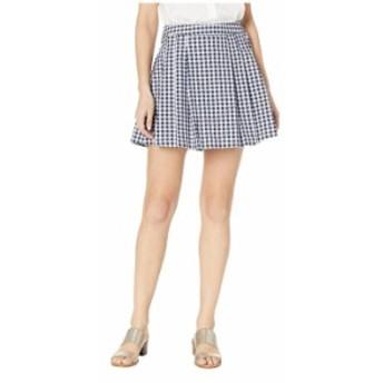 ボルコム レディース スカート ボトムス GMJ Frochickie Skirt Midnight Blue