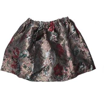 《セール開催中》CAFF D'ORZO ガールズ 9-16 歳 スカート ブロンズ 10 ポリエステル 100%