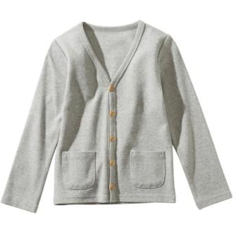 カーディガン(男の子。女の子 子供服。ジュニア服) (はおりもの)