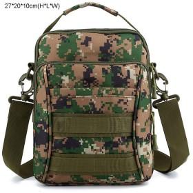 ショルダーバッグウエストは男性女性胸サッチェル多機能サックXA500WA、ジャングルデジタルバッグは防水パック