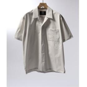 [マルイ] メンズシャツ(Paris Saint-Germain TOKYO / パリサンジェルマン EMBLEM OP S/S)/エディフィス(EDIFICE)
