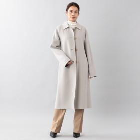 SANYO(サンヨー)/<DoubleFaced Coat>ウールリバーシングルバルマカーンコート