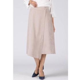 ketty / エルモザスウェードラップ風スカート