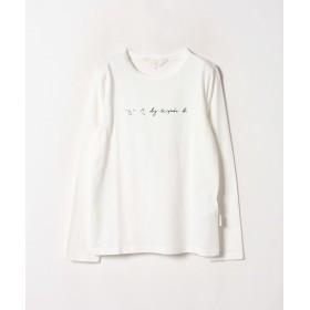 agnes b. アニエスベー WM40 TS ロゴTシャツ
