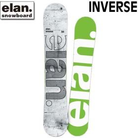 19-20 ELAN エラン INVERSE インバース スノーボード カービング チタンビーム メンズ レディース 予約商品 2020