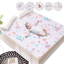 加大防水隔尿墊床笠產褥墊看護墊保潔墊 生理墊150*200
