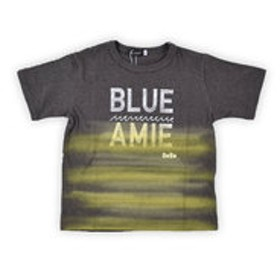 【BEBE ONLINE STORE:トップス】BIGシルエットエアブラシプリントTシャツ